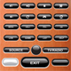 Media buttons - GraphicRiver Item for Sale