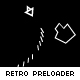 RESIZABLE PRELOADER WITH RETRO GAME  01 AS3 - ActiveDen Item for Sale