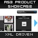 AS3 XML Product Showcase - with search - ActiveDen Item for Sale