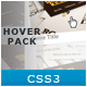 CSS3 Hover Pack