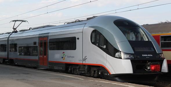 Train In Kielce
