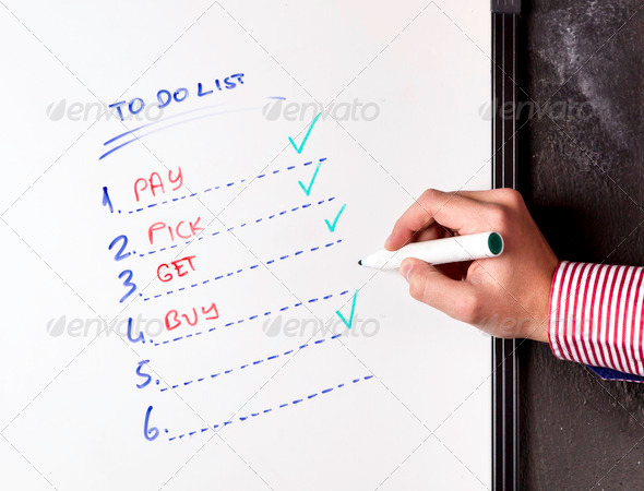 To Do List - Stock Photo - Images