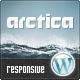 Arctica Responsive WP Template