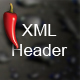 XML Blurring Image and Text Header - ActiveDen Item for Sale