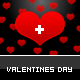 Happy Valentines Day Scrolling Text Message - ActiveDen Item for Sale