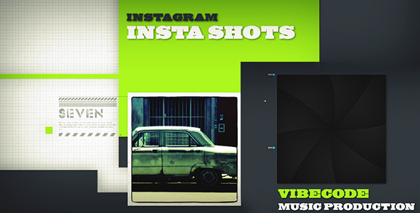 After Effects Project - VideoHive InstaShots 2257134