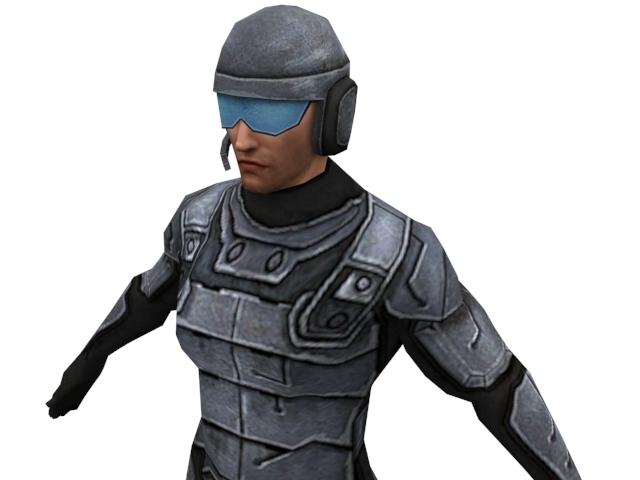 3DOcean Commando 2257586