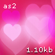 Valentine's Day Hearts Background FX - ActiveDen Item for Sale