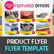 Business & Corporate Product Flyer PSD Templates - GraphicRiver Item for Sale