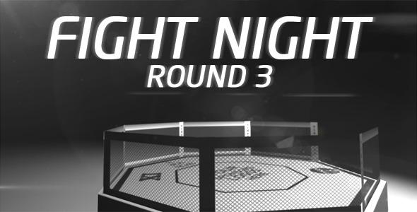 VideoHive Fight Night Round 3 2260642
