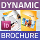 Dynamic Corporate & Business 4 Page Brochure - GraphicRiver Item for Sale