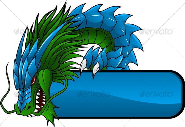 GraphicRiver Dragon Banner 1 84398