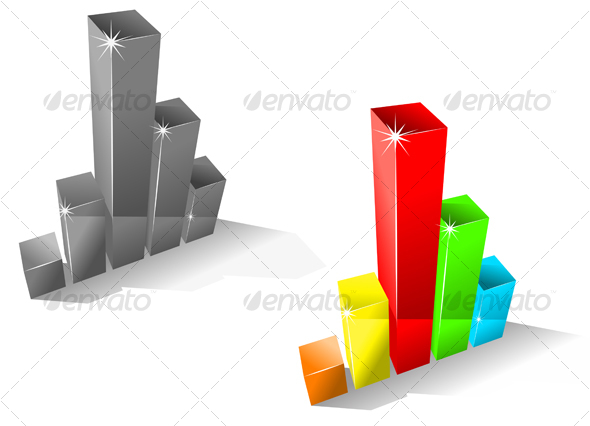 GraphicRiver Growth graph 84509