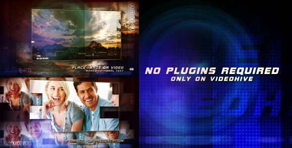 After Effects Project - VideoHive Raising Presentation 2269910