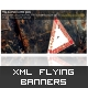 XML Flying Banners - ActiveDen Item for Sale