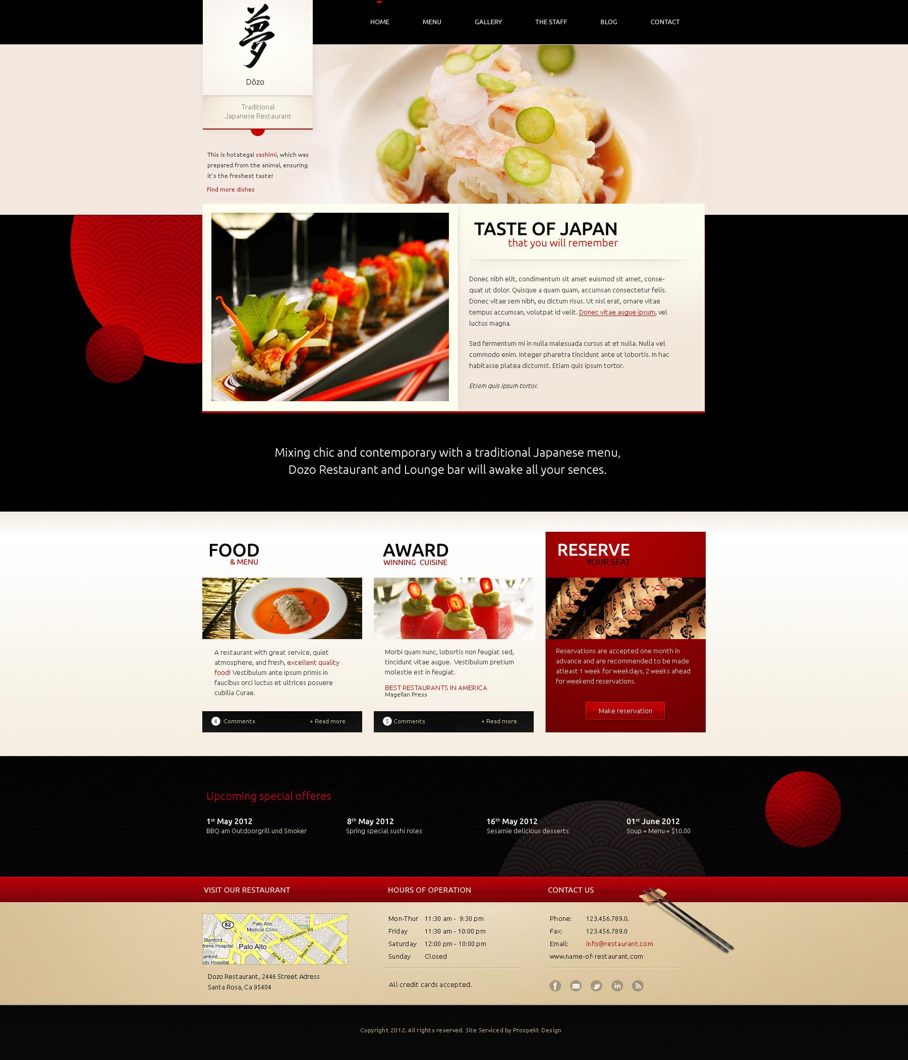 Taste of Japan