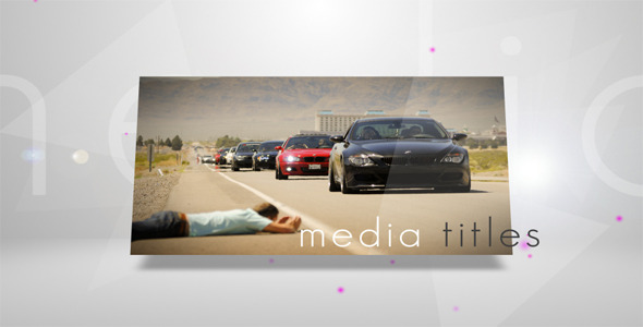 After Effects Project - VideoHive Svob 2274596