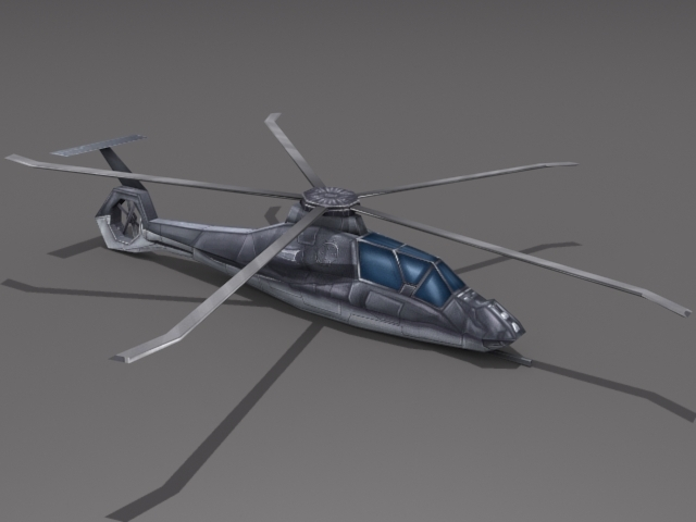 RAH-66 Comanche - 3DOcean Item for Sale