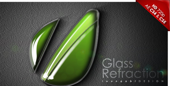 VideoHive Glass Refraction 2174560
