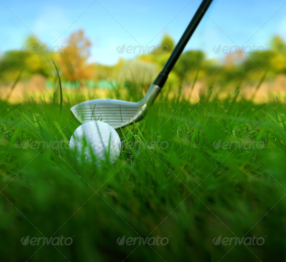 Stock Photo - PhotoDune Golf 2277511