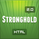 Stronghold - Premium HTML5 Template - ThemeForest Item for Sale