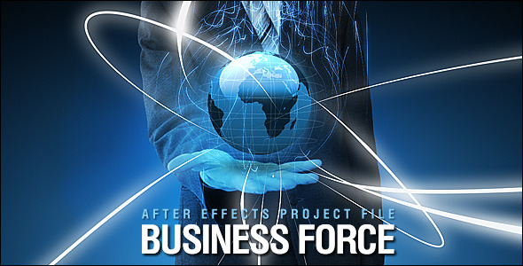 After Effects Project - VideoHive Business Force 2279322