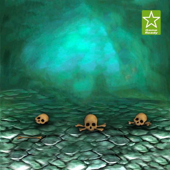 3DOcean Skulls 2214531