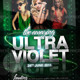 Ultra Violet - Bright Night Club A5 Flyer Template - GraphicRiver Item for Sale