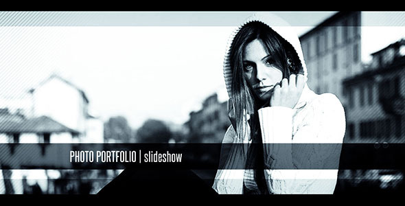 After Effects Project - VideoHive Photo Portfolio Slideshow 2260783
