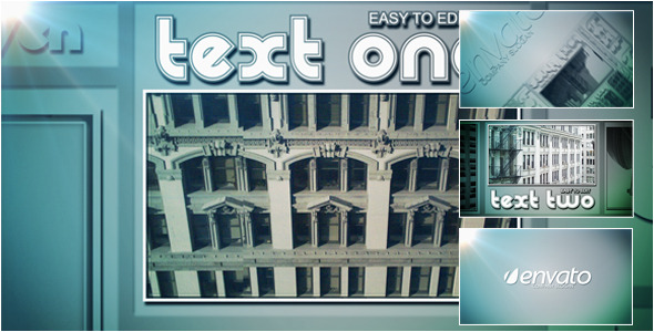 After Effects Project - VideoHive Downtown Slideshow 2255968