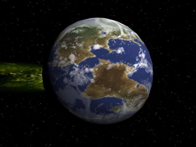 3DOcean Planet Xzureo 2280869
