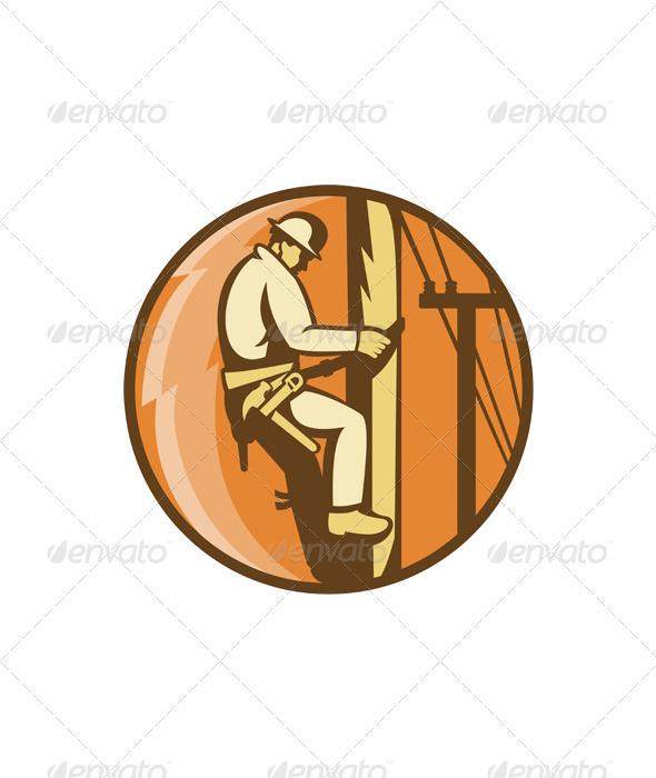 Power Lineman Tattoo Designs Power lineman electrician