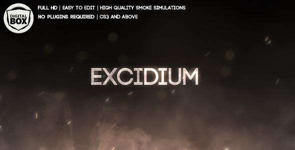 VideoHive Excidium 2281033
