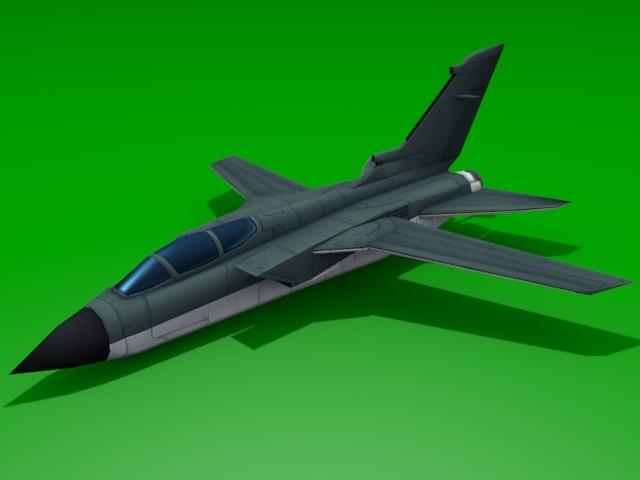 3DOcean Panavia Tornado GR4 2282183