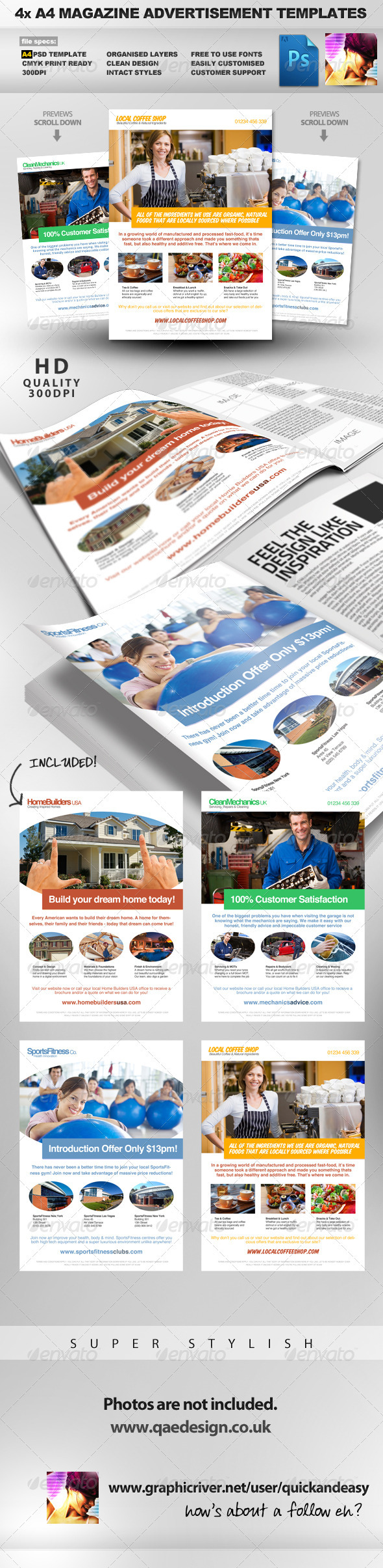 Advertisement Templates Free Advertisement Templates