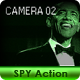 Spy Camera Screen Extended - Action Script  - GraphicRiver Item for Sale