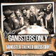 Gangsters Only - Gangster Themed Flyer Template - GraphicRiver Item for Sale