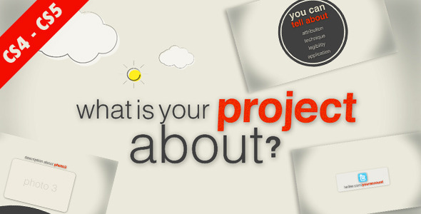 VideoHive Project Product Service Promotion 2251444