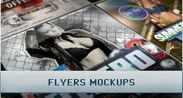Flyers Mockups