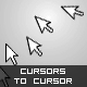 Cursors to Cursor - ActiveDen Item for Sale