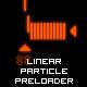 Linear Particle Preloader - ActiveDen Item for Sale