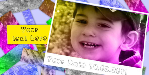 After Effects Project - VideoHive SlideShow 2283982