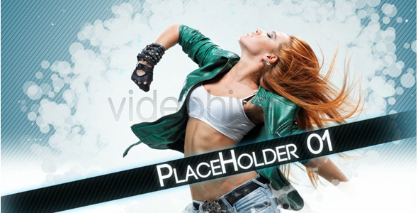 After Effects Project - VideoHive Slide in Particle 2284289