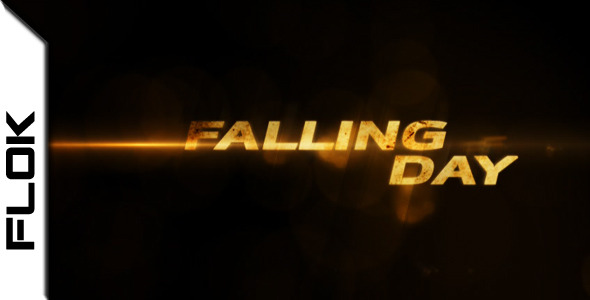 VideoHive Falling Day 2284447