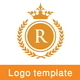Royal Surveillance Logo Template - GraphicRiver Item for Sale