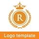 Royal Surveillance Logo Template - GraphicRiver Item for Sale