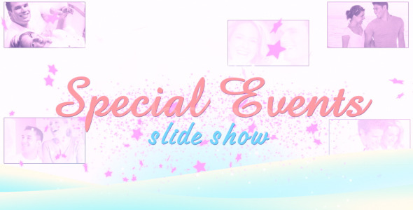 After Effects Project - VideoHive Special Events Slideshow 2285557