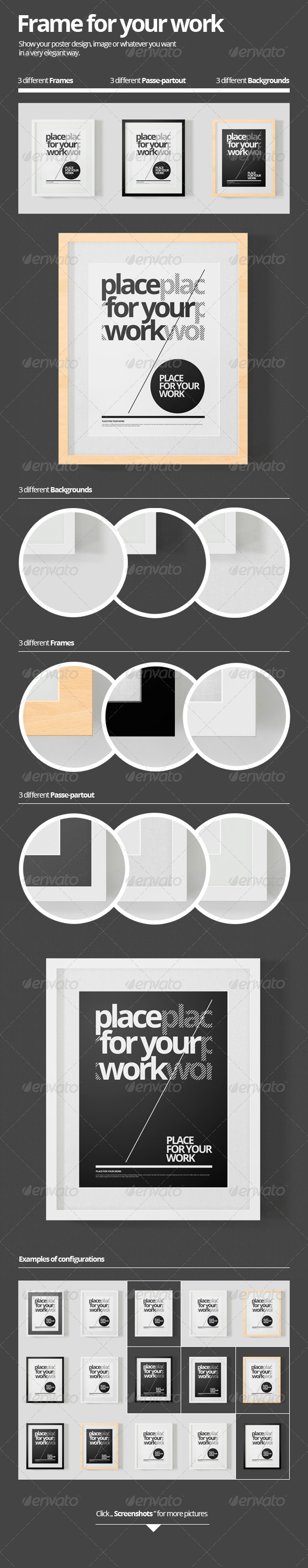 GraphicRiver Frame for your Work 2285566
