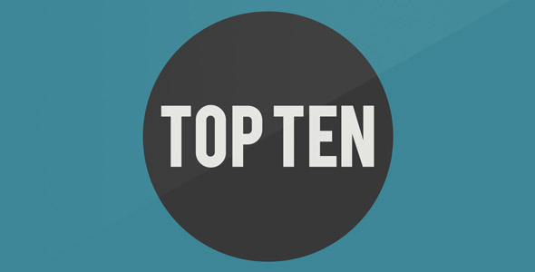 VideoHive Top Ten 2285716