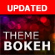Theme Bokeh - ThemeForest Item for Sale